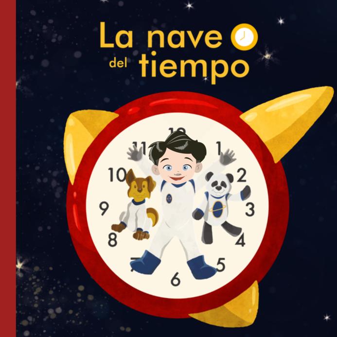 La nave del tiempo - Crea tu libro personalizado para niños en Materlu.com.  Elija libros de cuentos infantiles personalizados y agregue una foto, los  mejores regalos de cumpleaños para sus hijos.